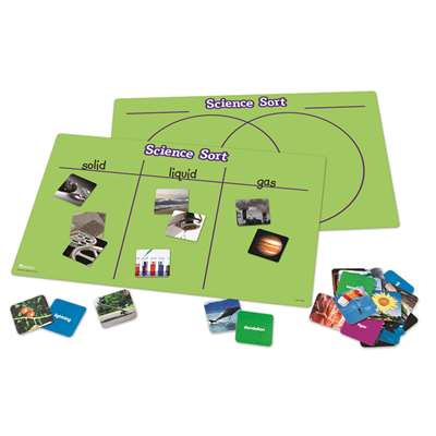 Science Sort Activity Set By Learning Resources