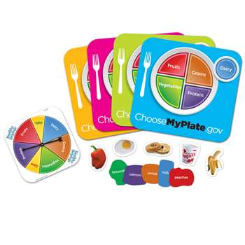 Healthy Helpings A Myplate Game By Learning Resources