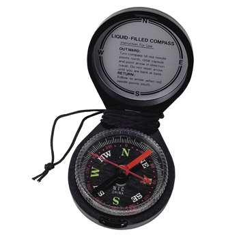 Directional Compass 2 Diameter By Learning Resources