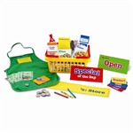 Pretend & Play Supermarket 93 Pieces By Learning Resources