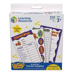Pretend & Play School Set Accessory Kit By Learning Resources