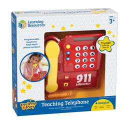 Teaching Telephone Gr Pk+ By Learning Resources