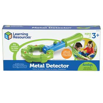 Primary Science Metal Detector, LER2732