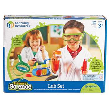 Primary Science Set By Learning Resources