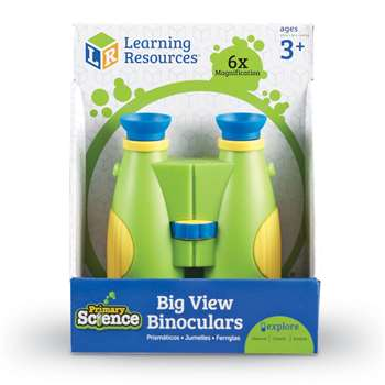 Primary Science Big View Binoculars, LER2818