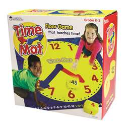 Time Activity Mat By Learning Resources