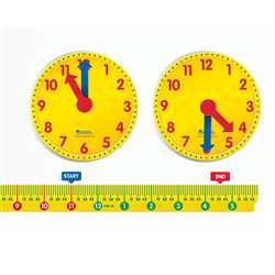 Magnetic Elapsed Time Set By Learning Resources
