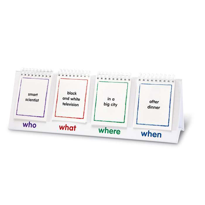 Creative Writing Flip Chart By Learning Resources