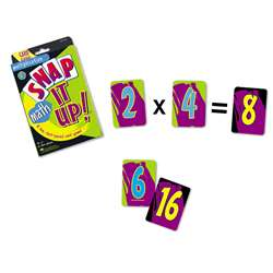 Snap It Up Multiplication Gr 4+ By Learning Resources