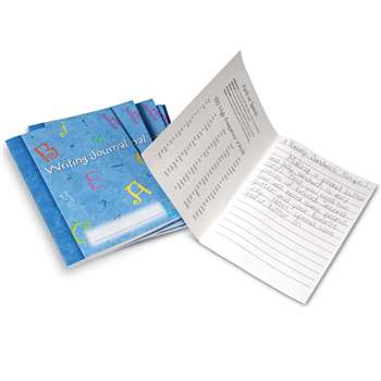 Writing Journal Set Of 10 By Learning Resources