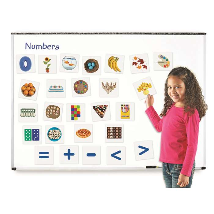 Double Sided Magnetic Numbers By Learning Resources