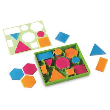 Attribute Blocks Desk Set Brights, LER3555