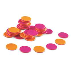 Two Color Counters Brights 20/Set, LER3556