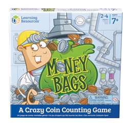 Money Bags A Coin Value Game Gr 2+ By Learning Resources