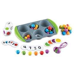 Shop Mini Muffin Match Up - Ler5556 By Learning Resources