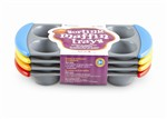 Sorting Muffin Pans Set Of 4, LER5557