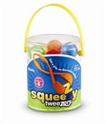 Shop Squeezy Tweezers - Ler5963 By Learning Resources