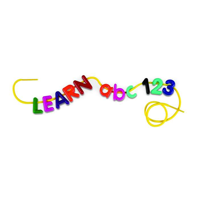Lacing Numbers By Learning Resources