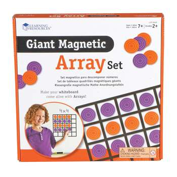 Giant Magnetic Array Set, LER6648