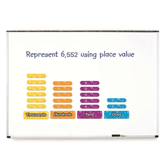 Giant Magnetic Place Value Set, LER6649