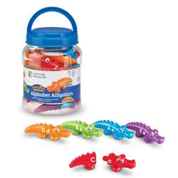 Shop Snap N Learn Alpha Gators - Ler6704 By Learning Resources
