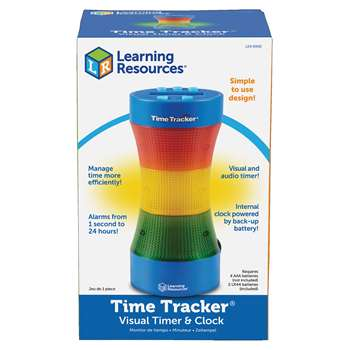 Time Tracker By Learning Resources