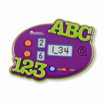 Abcs & 123S Electronic Flash Card By Learning Resources