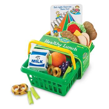 Pretend & Play Healthy Lunch Set By Learning Resources
