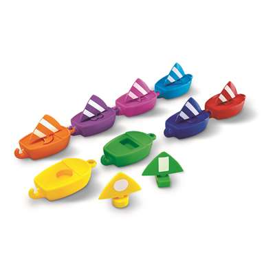 Smart Splash Sail Away Shapes By Learning Resources