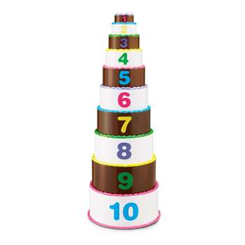 Smart Snacks Stack & Count Layer Cake By Learning Resources