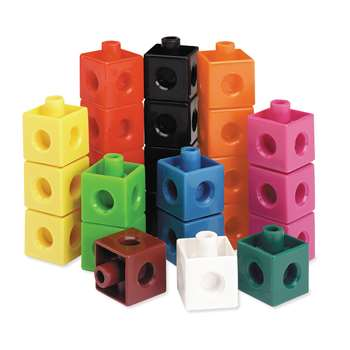 Snap Cubes Set Of 100 By Learning Resources