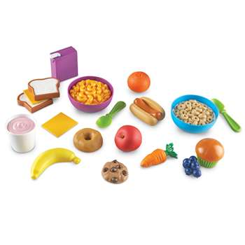 Toddler Treats Play Food Set By Learning Resources