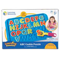 Abc Cookie Puzzle, LER7733