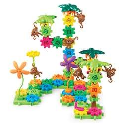 Gears. Gears. Gears. Movin Monkeys By Learning Resources