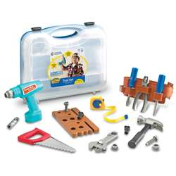 Pretend & Play Work Belt Tool Set By Learning Resources