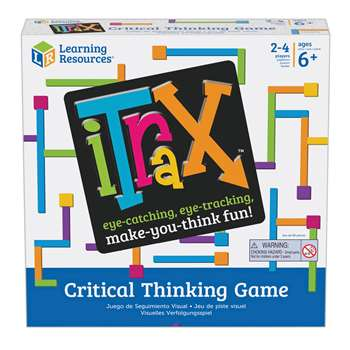 Itrax Game By Learning Resources