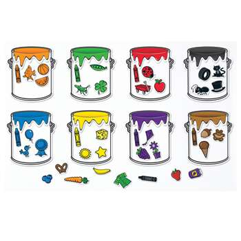 Splash Of Color Magnetic Sorting Set By Learning Resources