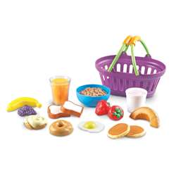 New Sprouts Breakfast Basket By Learning Resources