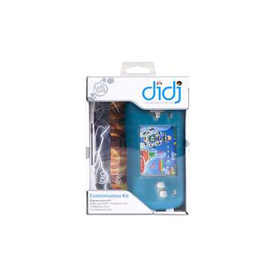 Didj Customization Kit Blue Age 6+ By Leapfrog Enterprises