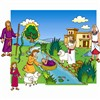 Baby Moses Pre-Cut Bulletin Board Set By Little Folks Visuals
