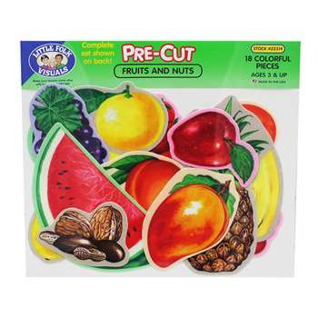 Fruit & Vegetable Felt Set, LFV22314