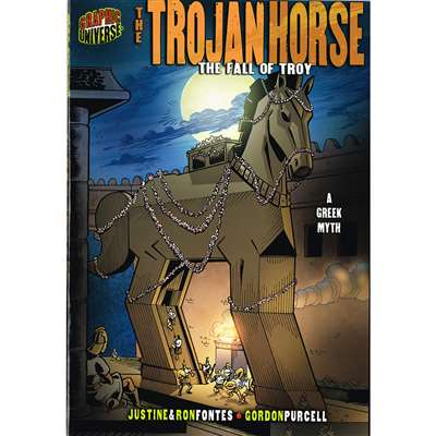 The Trojan Horse Fall Of Troy, LPB082256484X