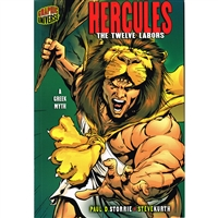 Hercules The Twelve Labors, LPB0822564858