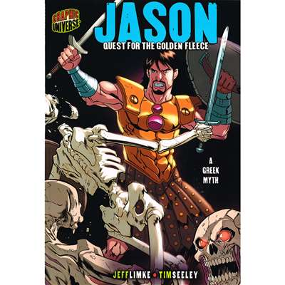 Jason Quest For The Golden Fleece, LPB0822565714