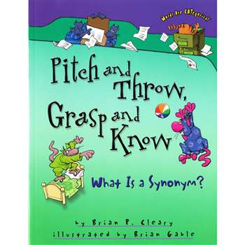 Words Are Categorical Pitch And Throw Grasp & Know, LPB0822568772