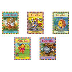 Lets Read Together Short Vowels 5 Book Set, LPB1467764558