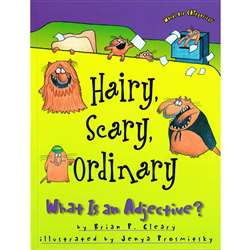 Words Are Categorical Hairy Scary Ordinary What Is, LPB1575055546