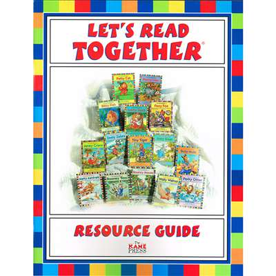 Lets Read Together Resource Guide, LPB1575651394