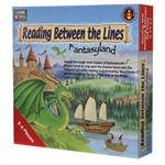 Reading Between The Lines Fantasyland Red By Edupress