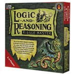Logic Reasoning Riddle Master Red By Edupress